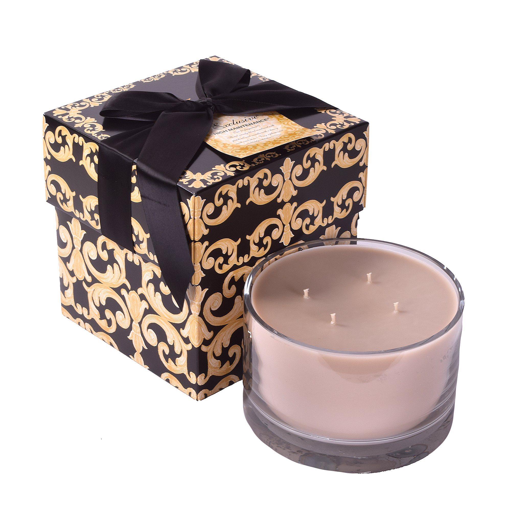 HIGH MAINTENANCE - EXCLUSIVE TYLER 40 oz 4-Wick Scented Jar Candle