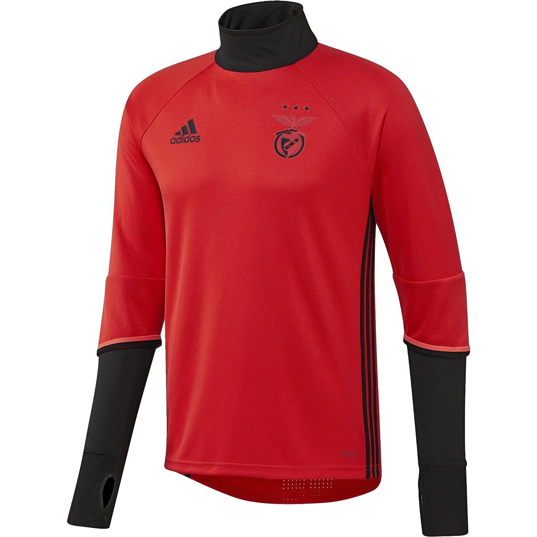Adidas SLB TRG TOP – Sweatshirt – Benfica FC für Herren XS rot schwarz