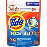 Tide PODS, Laundry Detergent Liquid Pacs, Original, 31 Count - Packaging May Vary