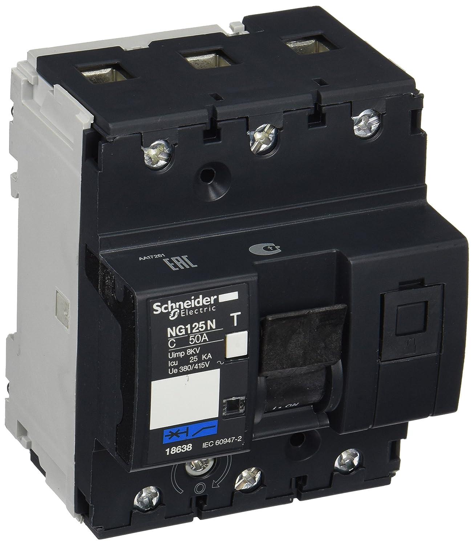 Schneider Electric 18638 Interruptor Automático Magnetotérmico ...