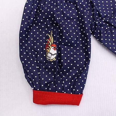 Vestido para Muñecas - Traje de pantalón - 2 - Panel - Rojo - Azul ...