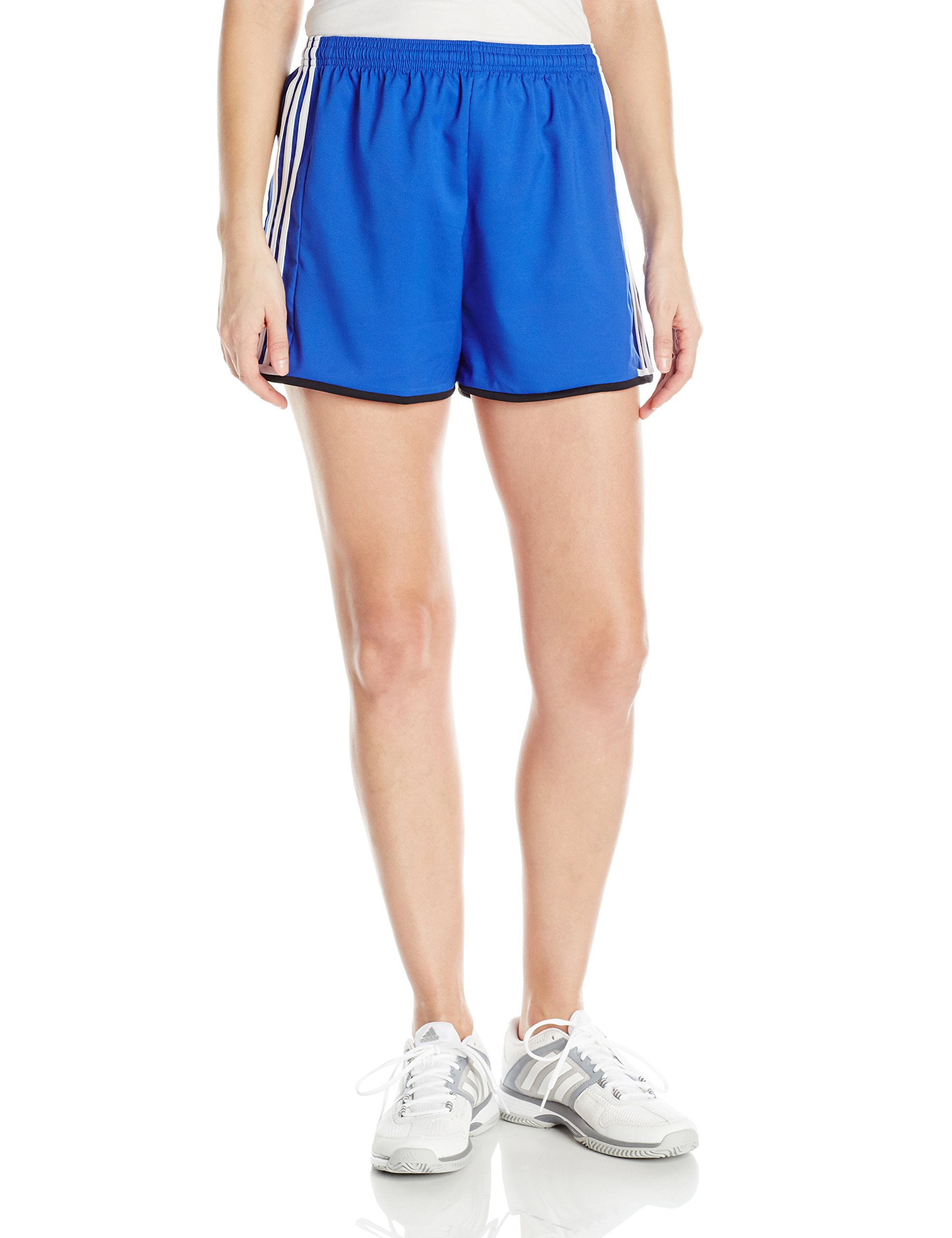 adidas Women's Soccer Condivo 16 Shorts, Bold Blue/White, Small by adidas