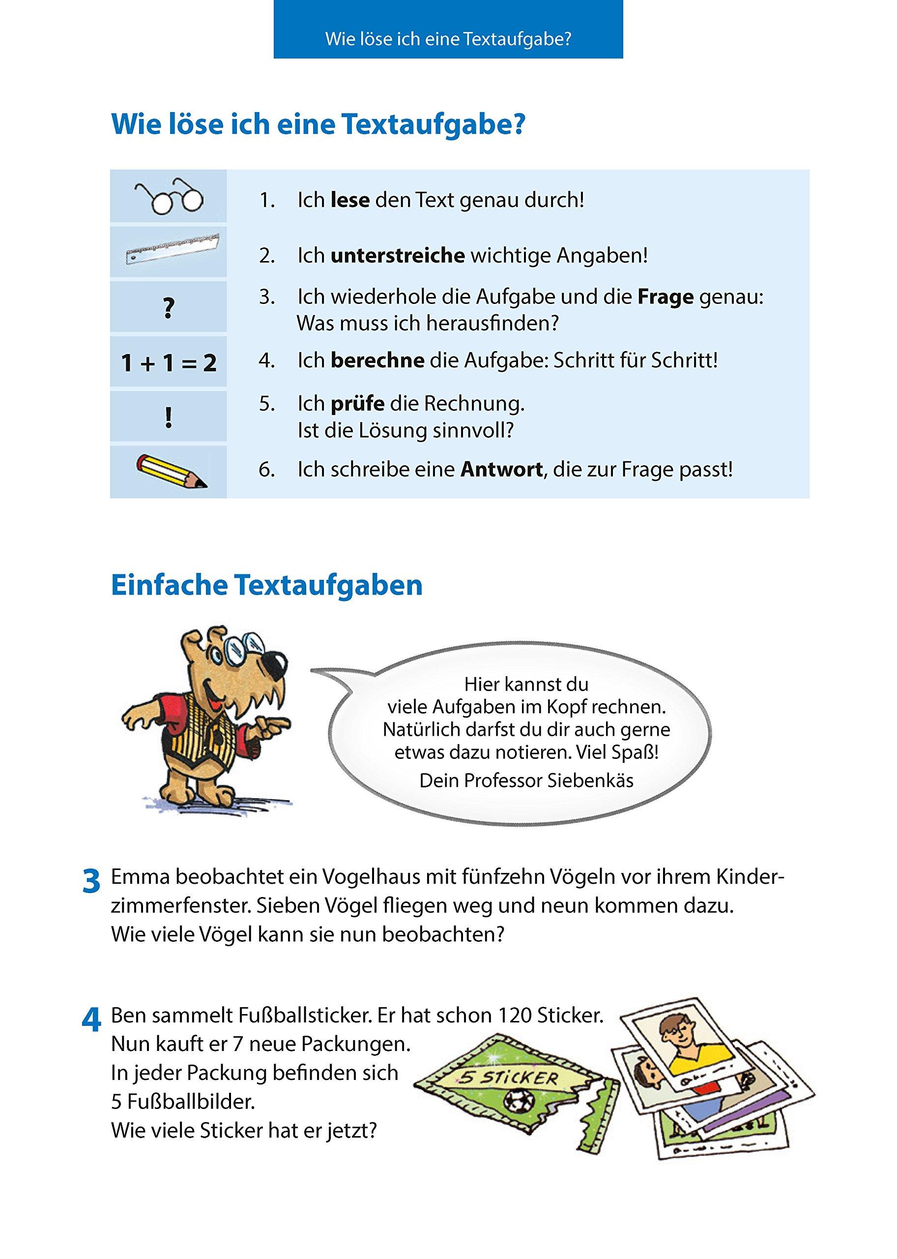 Textaufgaben Mittel-/Hauptschule 5. Klasse: Amazon.co.uk: Susanne ...