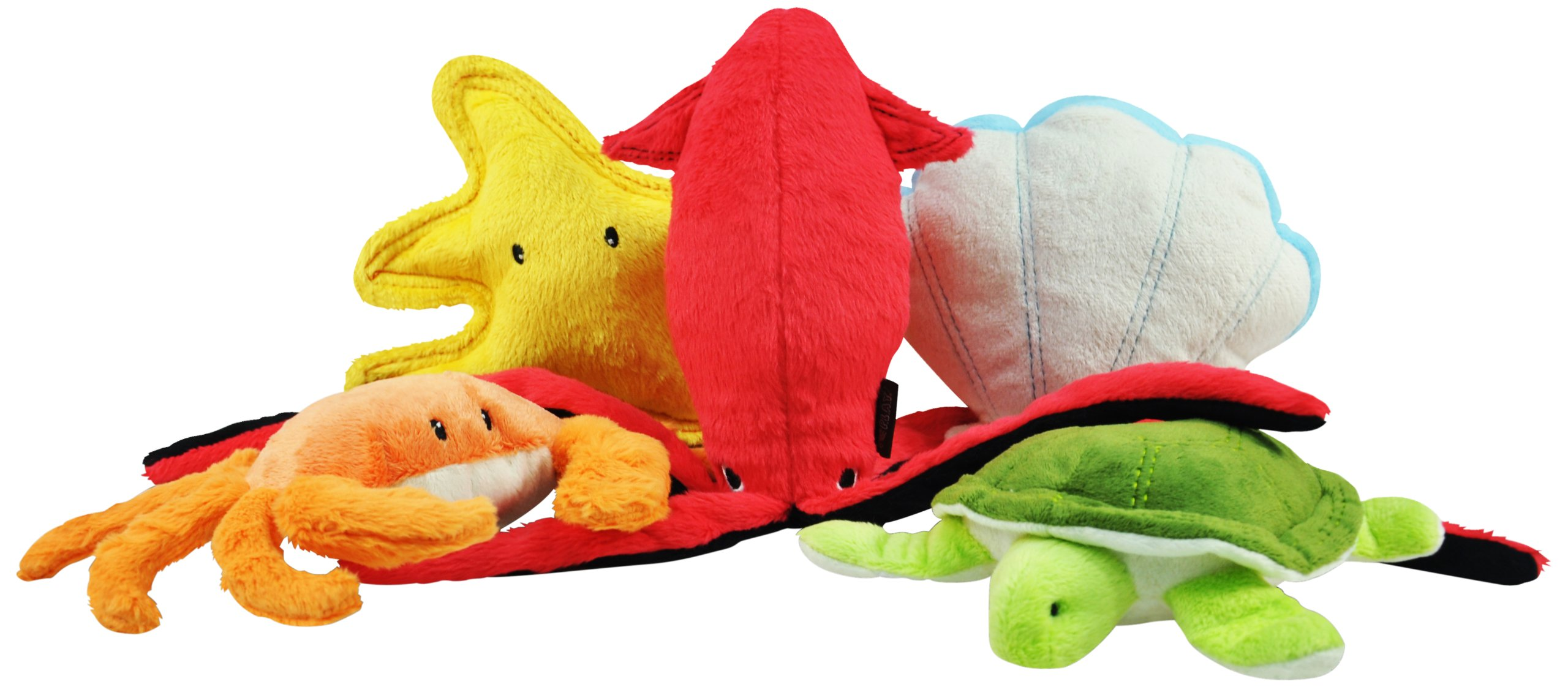 P.L.A.Y. - 5-Piece Under The Sea Toy Set