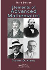 Elements of Advanced Mathematics (Textbooks in Mathematics) Kindle Edition
