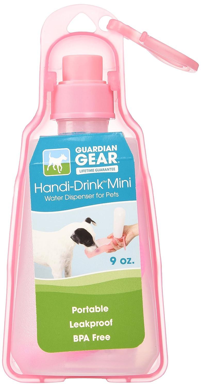 Guardian Gear ZW61504 Handi Drink Mini Display Dog Feeding Supply, 6-Pack