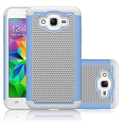 hot sale online b76bc 647c3 Galaxy J2 Prime Case, Galaxy Grand Prime Plus Case, Elegant Choise ...