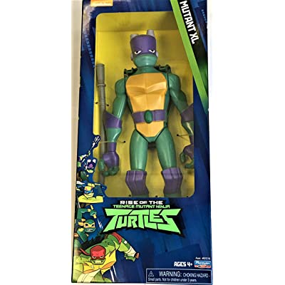 Rise of the Teenage Mutant Ninja Turtles Donatello XL Figure: Toys & Games
