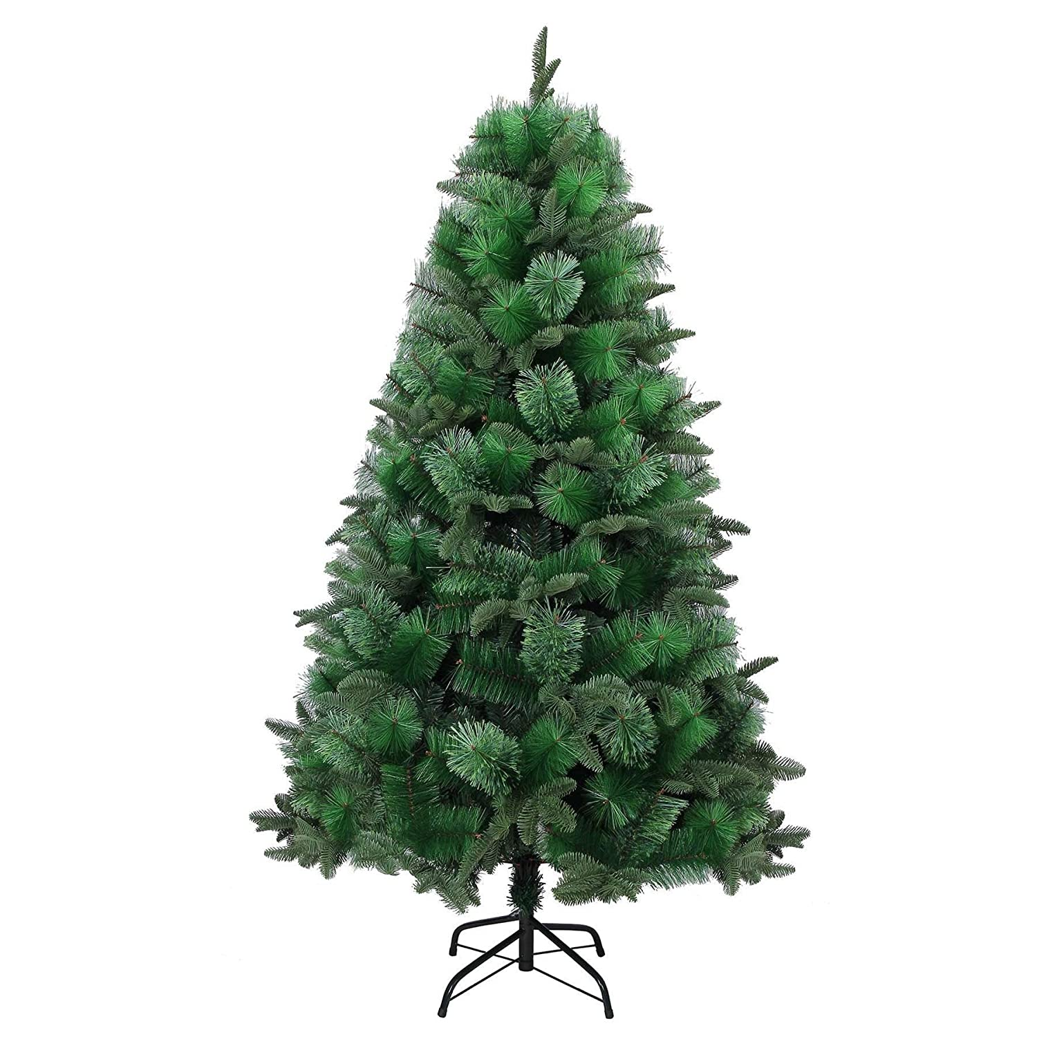 7ft Artificial Christmas Tree with 5 Different Tips(2.1m) Shatchi