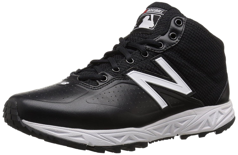 New Balance メンズ B00VADIIFU 9 2E US|ブラック/ホワイト ブラック/ホワイト 9 2E US