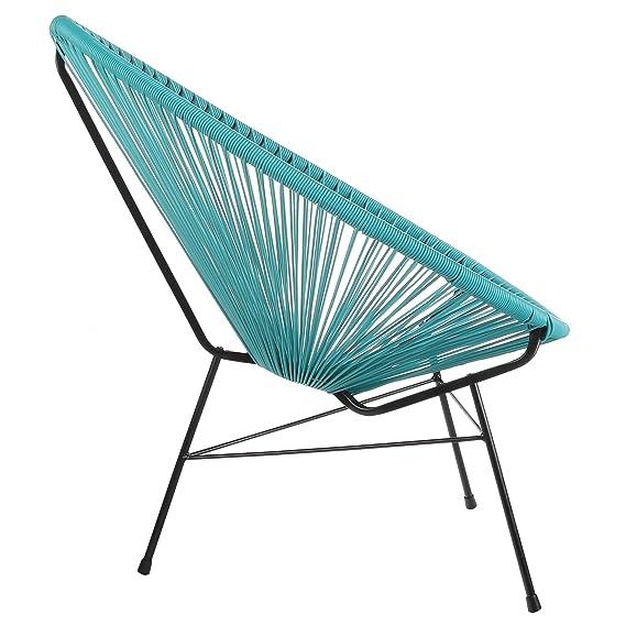 Amazon.com: Design Tree Home Acapulco Sun - Silla de salón ...