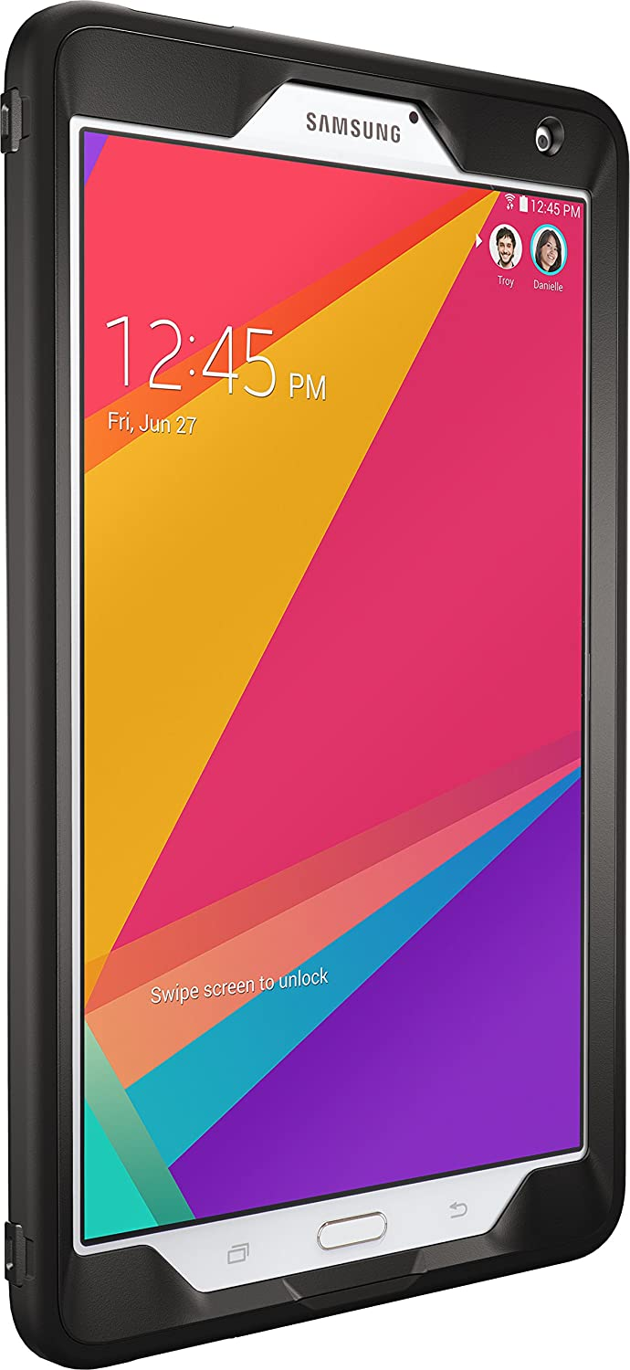 OtterBox DEFENDER SERIES for 8.4-Inch Samsung Galaxy Tab S Black (77-50165)