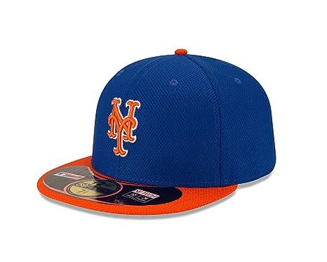 the latest d3eb4 07591 MLB New York Mets Diamond Era 59Fifty Baseball Cap, 7, Royal