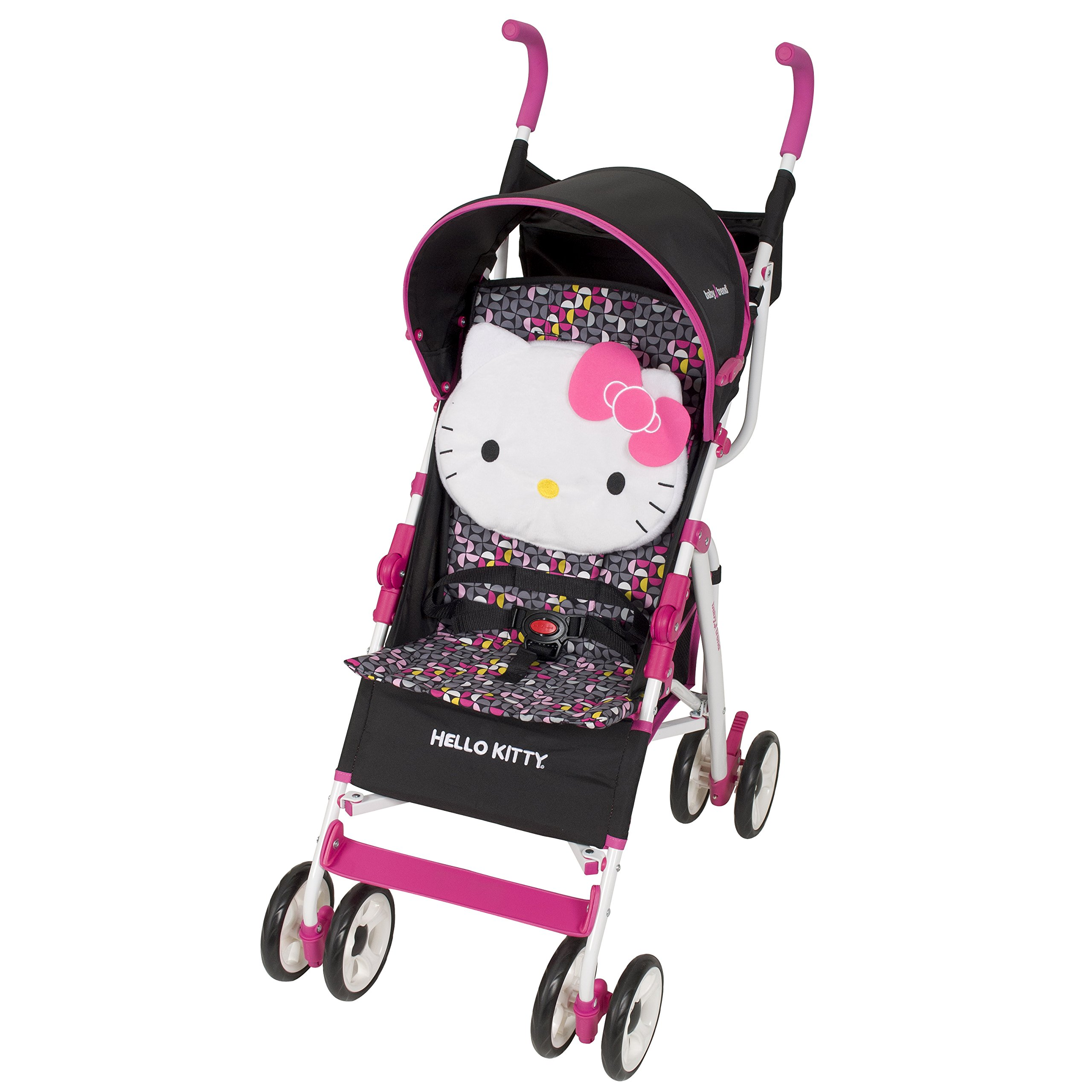 Baby Trend Hello Kitty Kruiser Stroller, Pinwheel