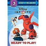 Ready to Play! (Disney Infinity) (Step into Reading)