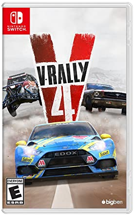 V-Rally 4 for Nintendo Switch [USA]
