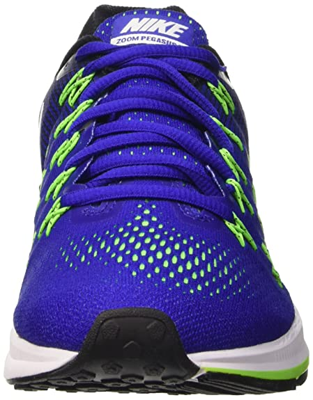 3ae767f19e0d Nike Men s Air Zoom Pegasus 33 Gymnastics Shoes  Amazon.co.uk  Shoes   Bags