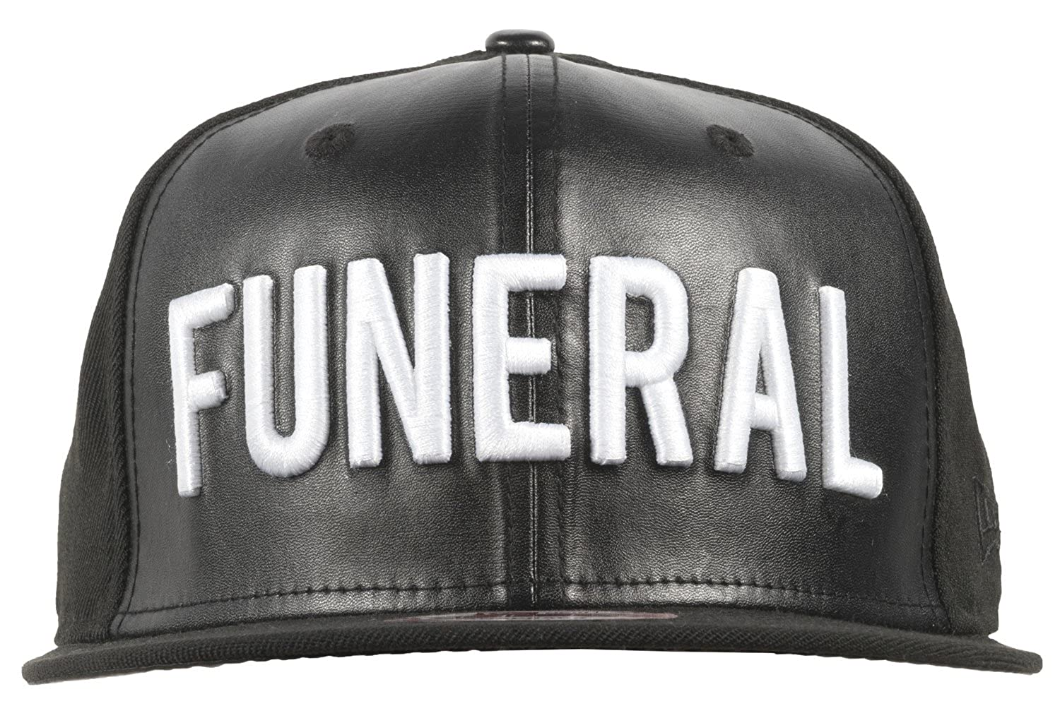 Amazon.com  Black Scale Funeral Mens Snapback in Black  Clothing e3b359dad89