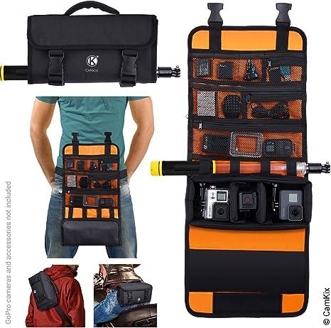 CamKix bolsa enrollable con cintura / correa de hombro Compatible ...