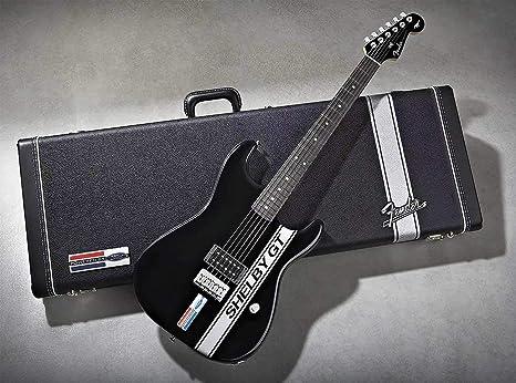 Shelby GT Fender Stratocaster - Guitarra y funda (37 de 200): Amazon.es: Instrumentos musicales