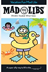 Vacation Fun Mad Libs Paperback