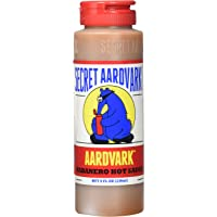 Secret Aardvark Habanero Sauce, Net 8 fl oz.
