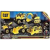 CAT Machine Maker Junior Operator Building Set