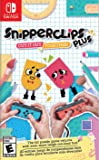 Snipperclips Plus: Cut it out, Together! - Bundle  - Nintendo Switch [Digital Code]