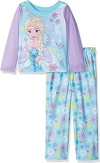 bedd3b07c09 Amazon.com  Disney Little Girls  Toddler Frozen Anna and Elsa Cozy ...