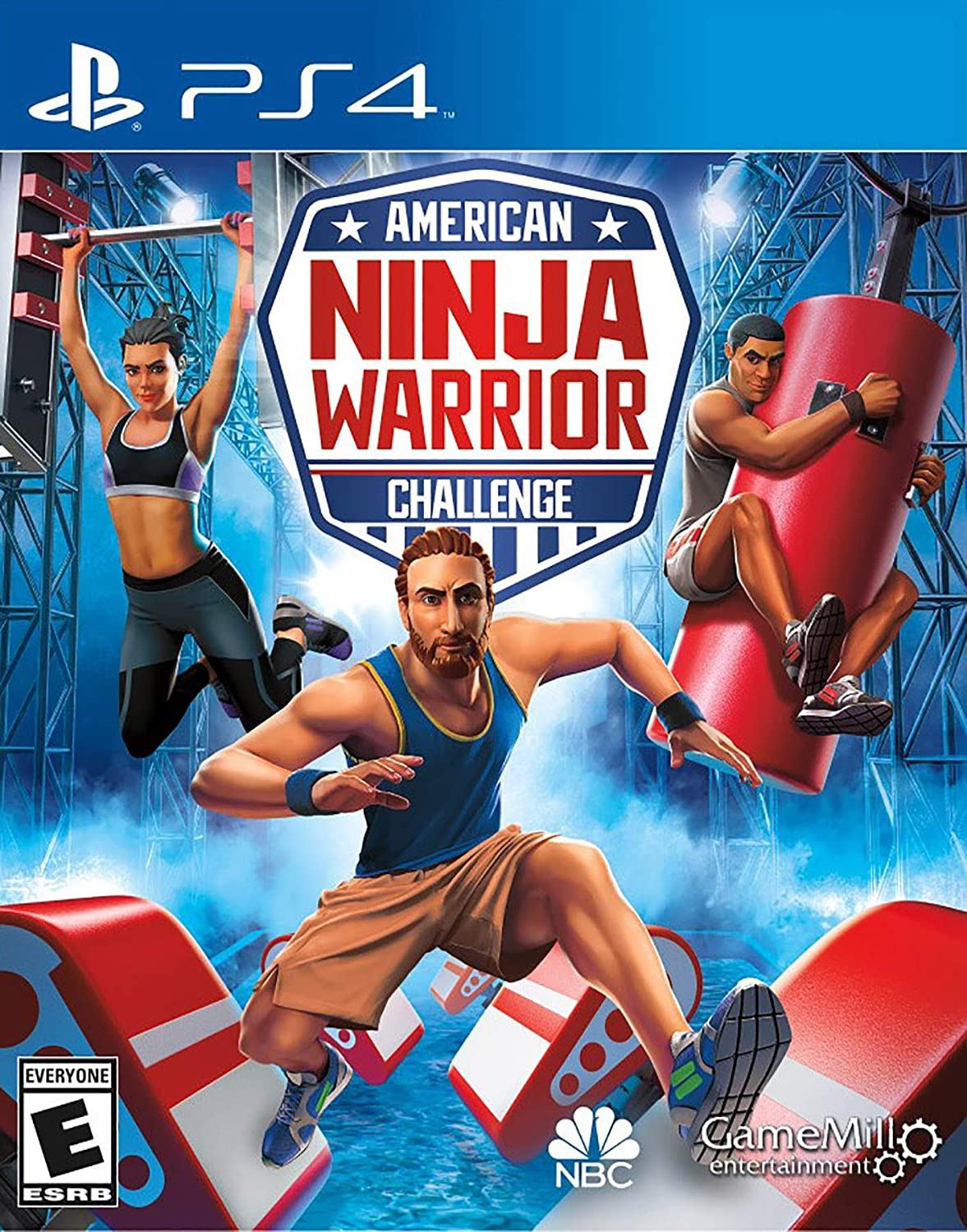 Amazon.com: American Ninja Warrior - Xbox One: Game Mill Entertainment: Video Games