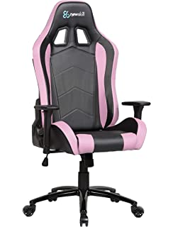 Newskill Takamikura - Silla gaming profesional (inclinación y altura regulable, reposabrazos ajustables, reclinable