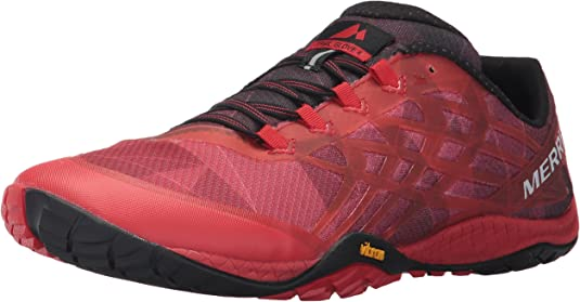 Merrell Trail Glove 4, Zapatillas de Correr para Hombre: Merrell ...