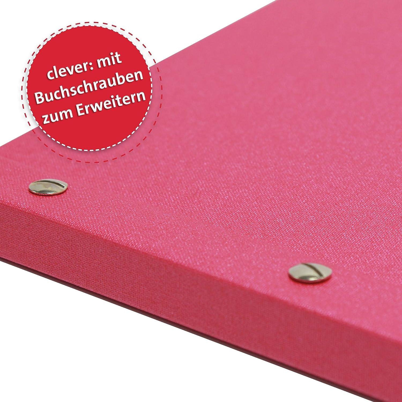 Quilling Streifen 5mm 420mm Mischung aus pink
