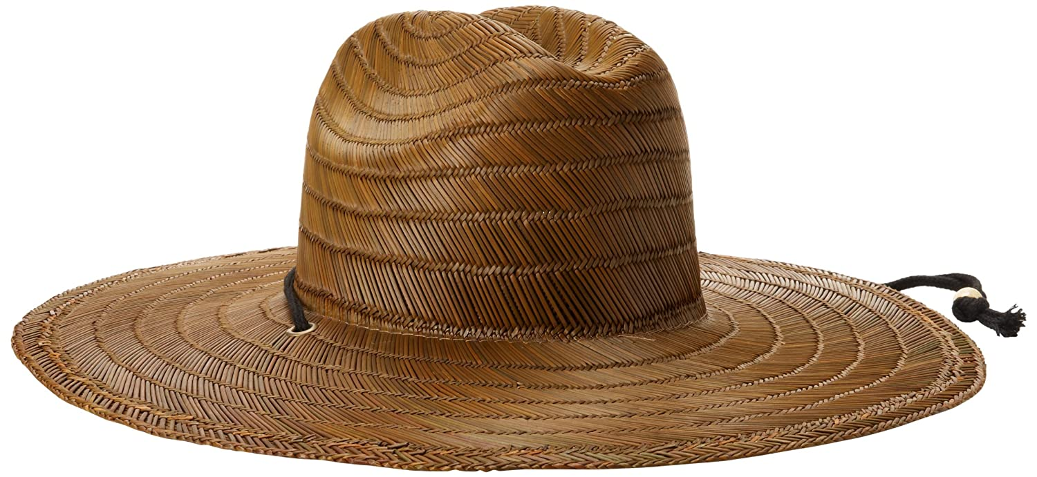 28cdd446bb49f Quiksilver Men s Pierside Straw Hat  Amazon.ca  Clothing   Accessories
