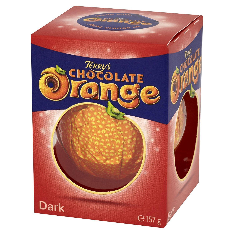 Terrys Chocolate Orange Dark, 157g (PAQUETE DE 3): Amazon.es: Alimentación y bebidas
