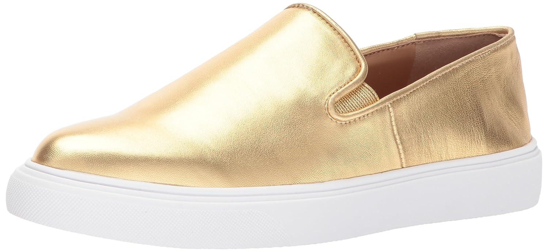 Franco Sarto Women's Mony Sneaker B071VCN279 7.5 B(M) US|Gold