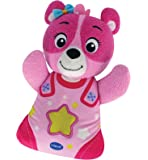 Vtech 143555 - Oso de peluche con actividades, color rosa