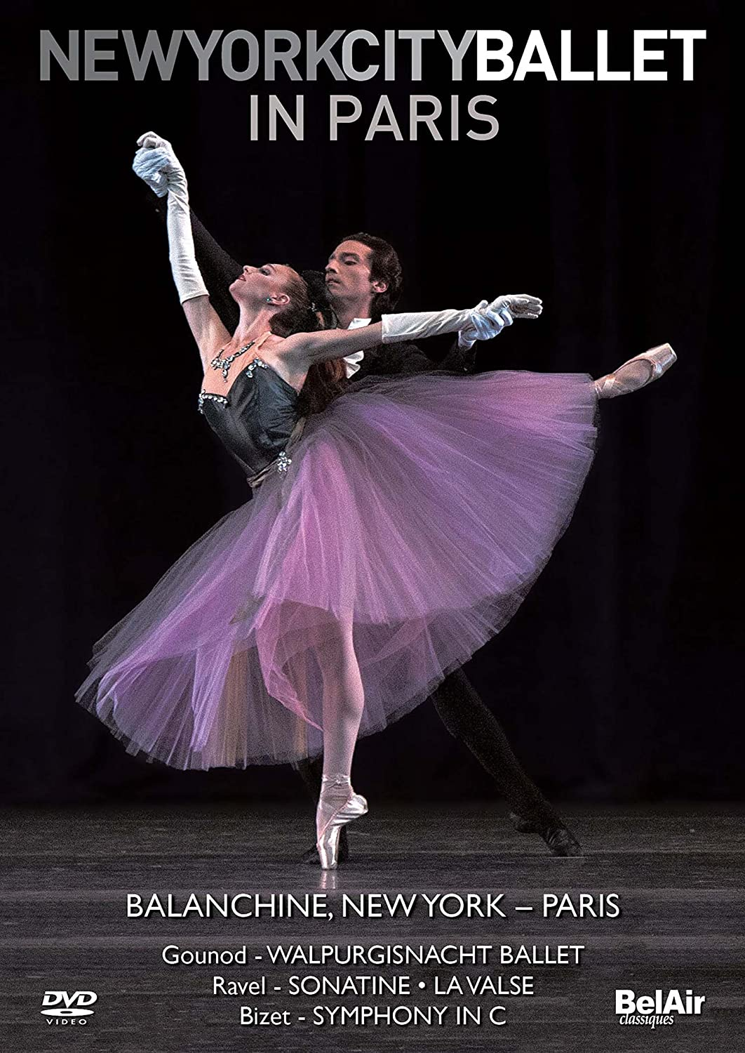New York City Ballet in Paris Walpurgisnacht Ballet Orchestre Promethee Daniel Capps Bel Air Classiques