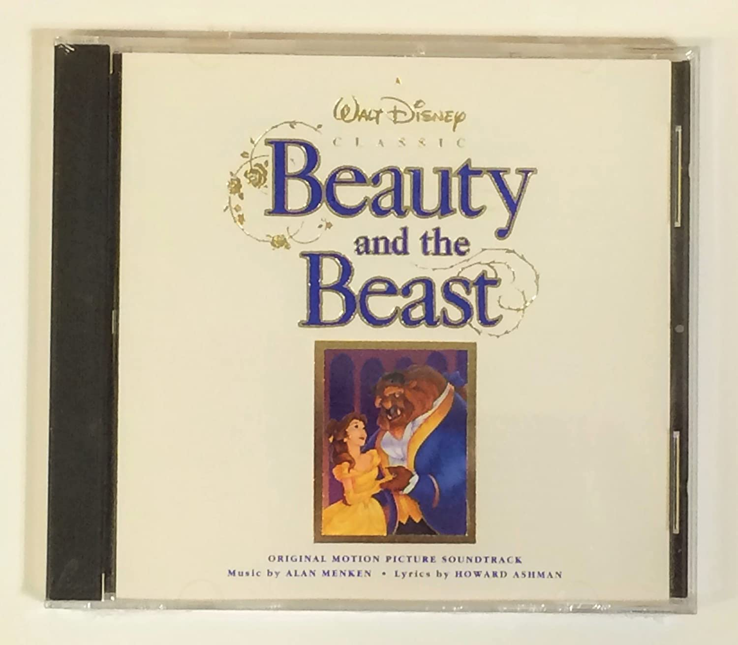 Beauty And The Beast Original Motion Picture Soundtrack Soundtrack Edition 1991 Audio Cd Amazon Com Music