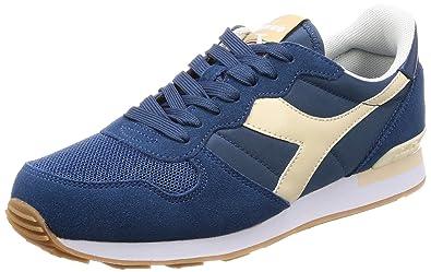 Diadora Camaro, Chaussures de Gymnastique Homme, Gris (GR Cenere Beige  Candeggiato), bd13bb6af5ad