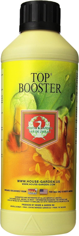 House & Garden HGTBS005 Top Booster Fertilizer, 500 ml