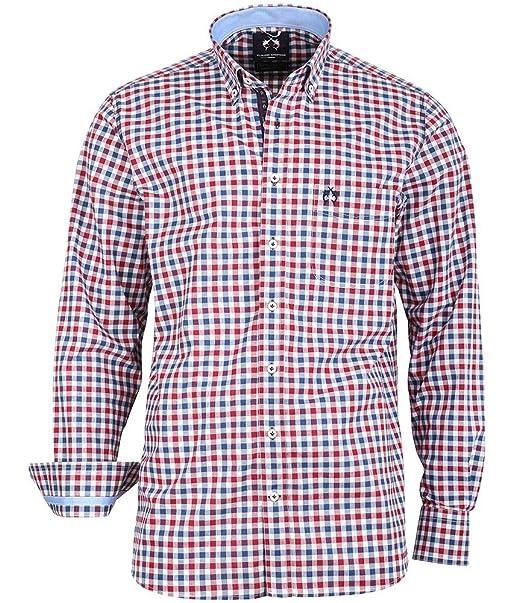 Señor Camisa de cuadros de imitación siehe Beschreibung XXX-Large: Amazon.es: Ropa y accesorios