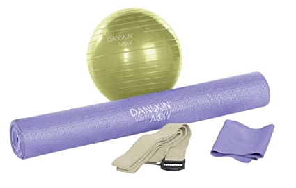 Amazon.com: Danskin – Ahora Yoga Kit: Sports & Outdoors
