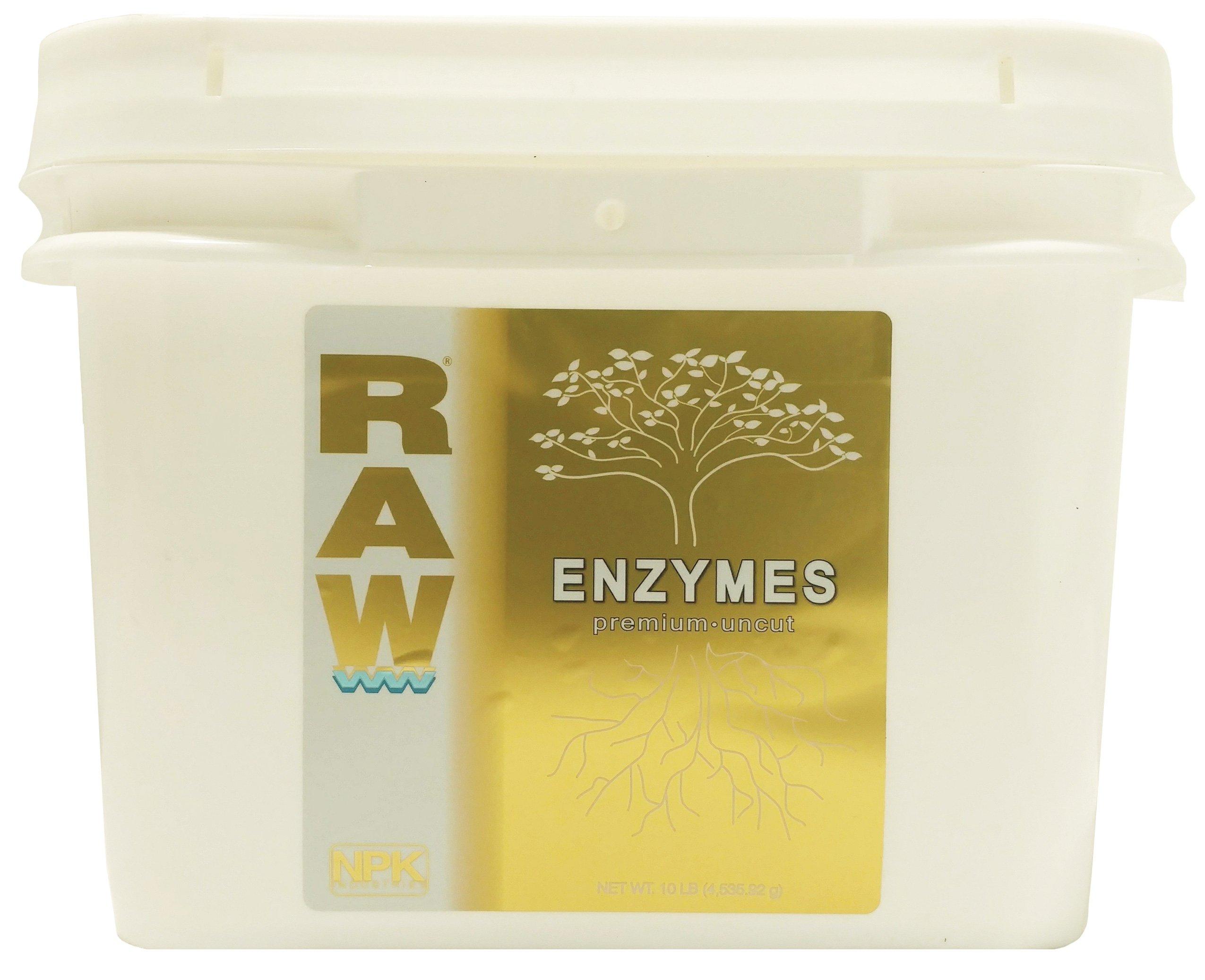 RAW Enzymes 10 lb