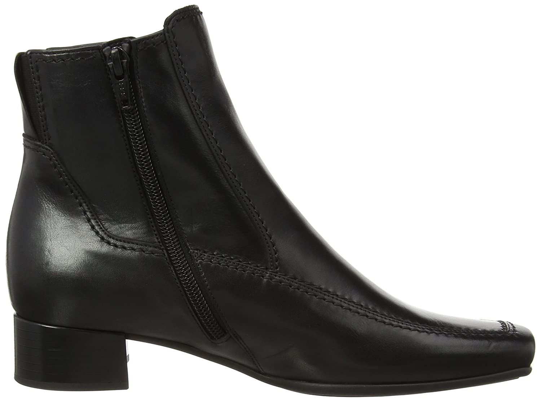 Gabor Bindy, Women's Ankle Boots, Black (Black Leather), 9.5 UK (44 EU):  Amazon.co.uk: Shoes & Bags