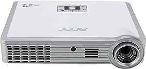 Acer K335 WXGA DLP LED Projector, 1000 Lumens, White