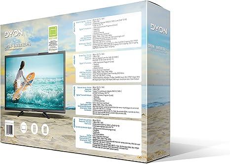 Dyon Enter 32 Pro 31.5