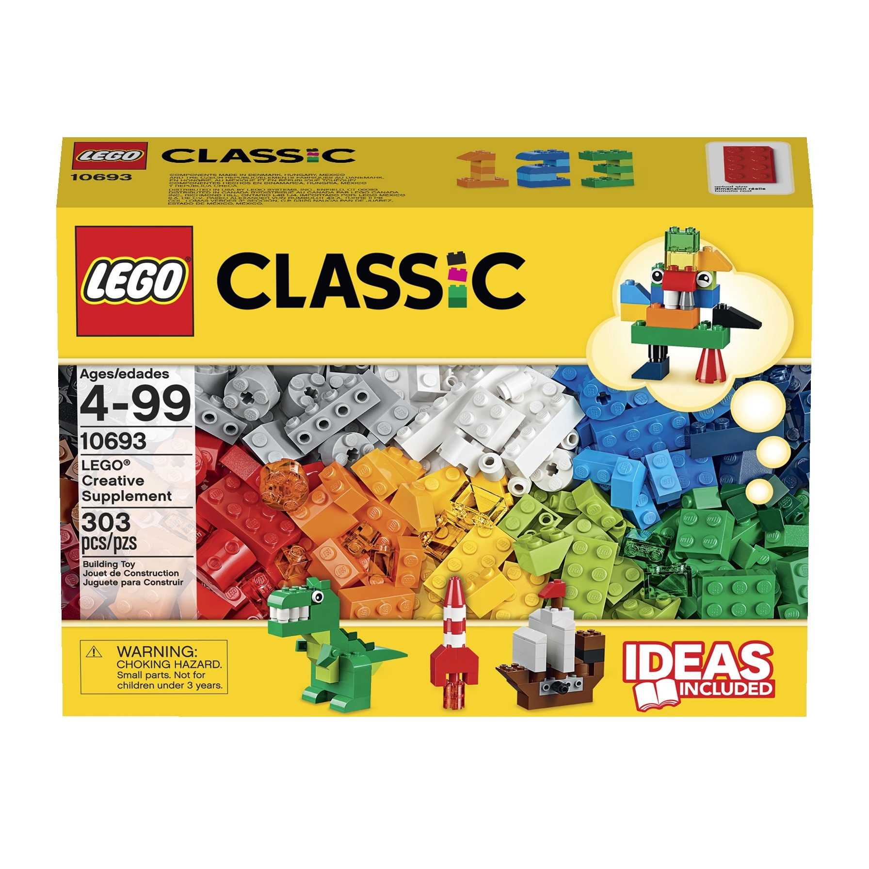 LEGO Classic Creative Supplement 10693 by LEGO (Image #2)