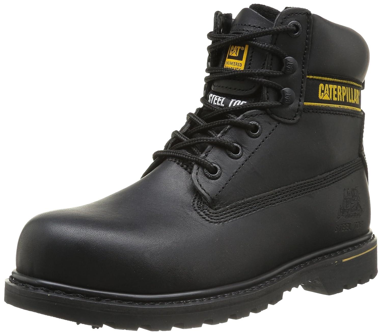 CAT Footwear Holton St SB HRO SRC Pour des hommes noir, Bottes de sécurité Homme, Noir, 46 EU