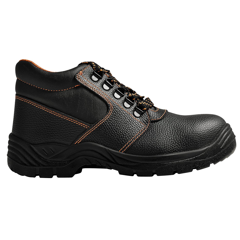 46 Sicherheitsschuhe Arbeitsschutz Leder Schuhe S3 pro.tec® Arbeitsschuhe Gr
